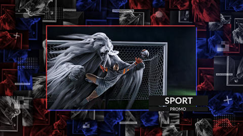 Epic Sport Promo After Effects Template