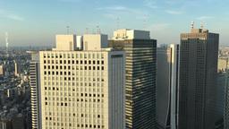 Tokyo Shinjuku Aerial ed GIO IMG 2189 Footage