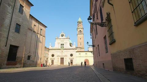 Church of San Giovanni Evangelista in Parma Archivo