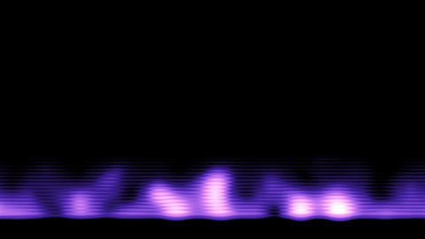 Light FX2057: Lower third abstract light forms ripple and shine Animation