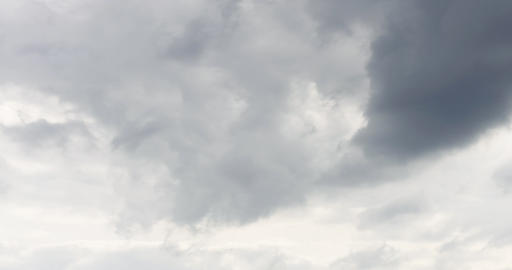 1080p Storm Clouds Footage