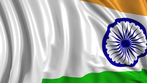 Indian flag Videos animados