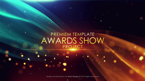 Awards 2019 Opener After Effects Template