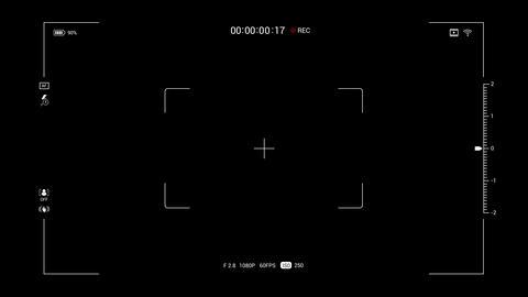 Camera recording screen 1