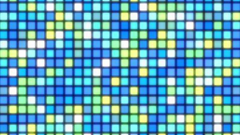 mov81_mosaic_light_loop_02 CG動画