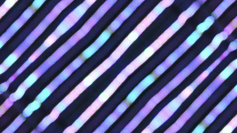 Flashing Neon pattern Footage