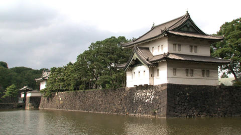 Imperial palace 06 Footage