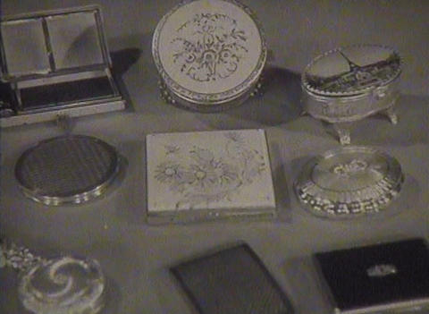 Old crockery Stock Video Footage