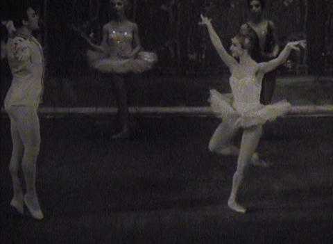 Theater of the USSR, newsreel Footage