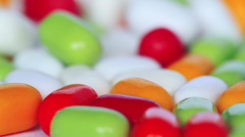4k. Medicine Pills. Shot Slider Stock Video Footage