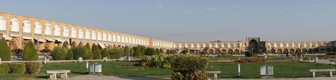 Ali Qapu Palace, Isfahan, Iran, Asia Photo