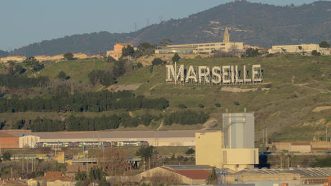 On approach to Marseille Archivo