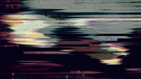 Data Glitch 046: Streaming data malfunction Animation
