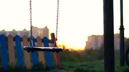 [alt video] Lonely swing set