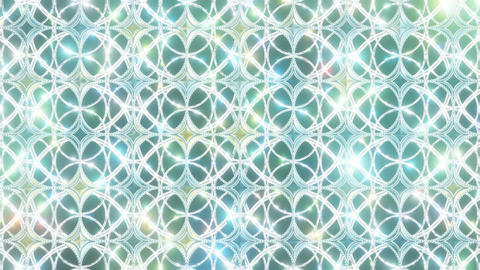 Diamond Pattern Yellow Green Animation