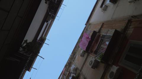A street in Naples Archivo
