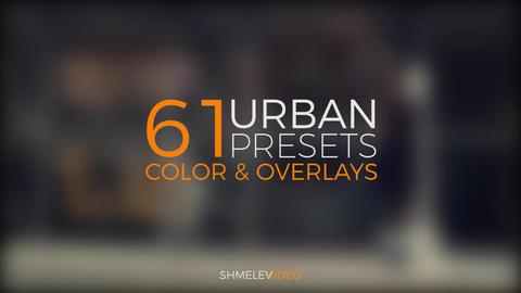 Urban Presets Premiere Pro Template