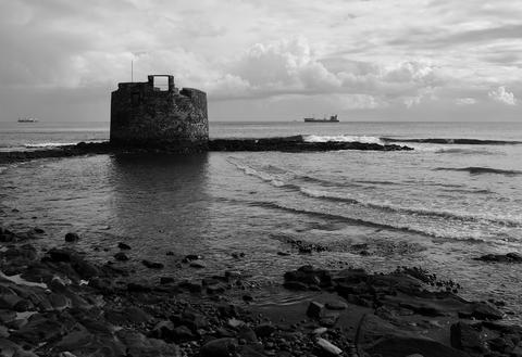 Castle of San Cristobal, Las Palmas de Gran Canaria Photo