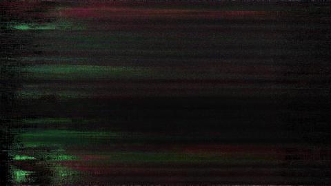 Noise Glitch Video Damage Animation