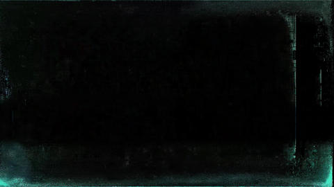 Ebony Signal Niose Grain Damaged Glitch Video Background Animation
