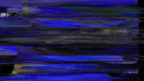 Noise Glitch Video Damage Request Animation