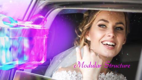 Cinematic Wedding Slideshow After Effectsテンプレート