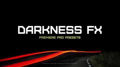 Darkness FX Premiere Pro Effect Preset