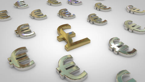 Euro Pound Animation