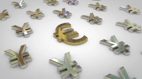 Yuan Euro GIF