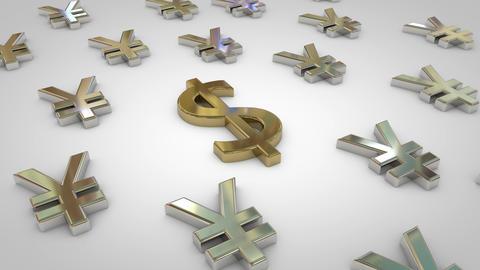 Yuan USD GIF
