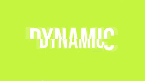 Dynamic Promo Premiere Pro Template