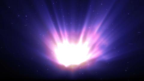 Aurora Background Footage