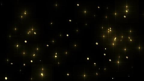 Background Sparkle v01 Static Footage