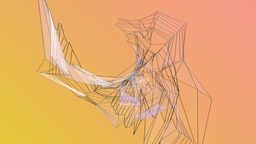 Animated shapes and lines Footage