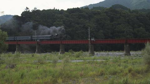 SL大井川鐵道04 Footage