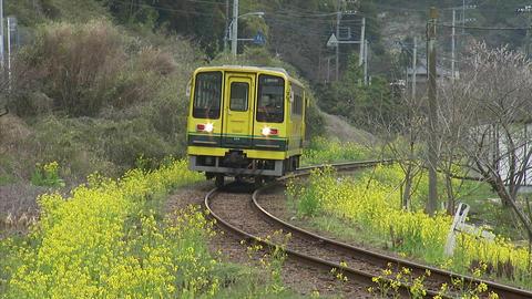 いすみ鉄道2007 02 Live Action