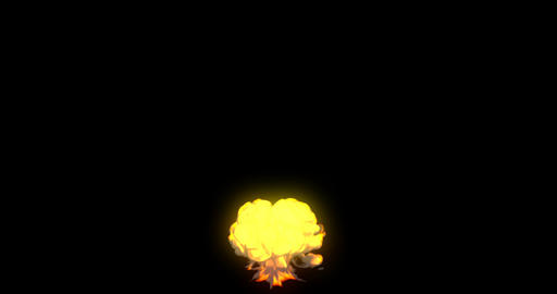 giant real nuke explosion Live Action
