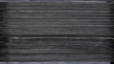Dynamo Noise Glitch Video Damage Animation
