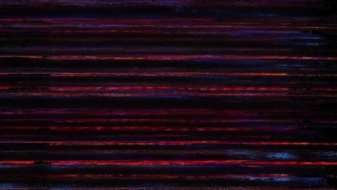 Midnight Data Glitch - Digital Video Malfunction Animation