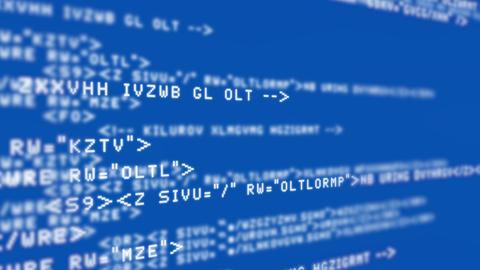 Html Code Animation