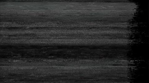 Waypoint Signal Niose Grain Damaged Glitch Video Background Animation