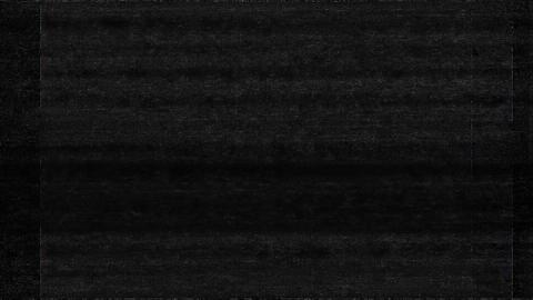 Rockwell Signal Niose Grain Damaged Glitch Video Background Animation