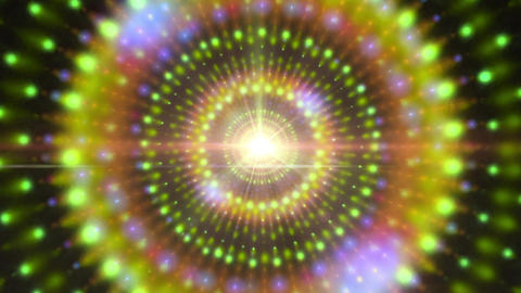 Pulsar 013: A graphic pulsar star radiating light and pulsating energy Animation