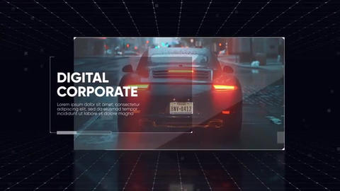 Digital Corporate - Business Presentation After Effects Template