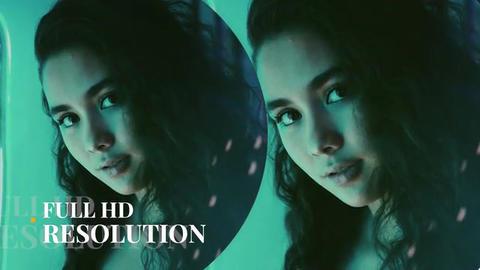 Slideshow - Elegant Circle // Premiere Pro Premiere Pro Template