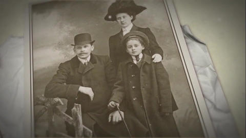 Family History After Effects Template