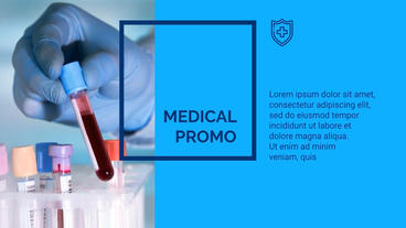 Medical Center After Effects Template