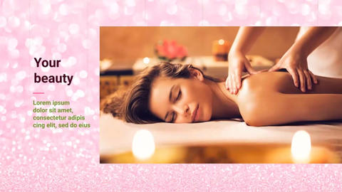 Beauty Salon SPA After Effects Template
