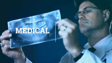 Medical Presentation After Effects Template