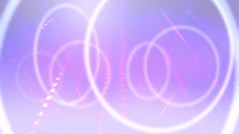 紫 CG アニメーション バックグラウンド CG動画